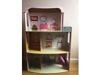 Large doll house for sale