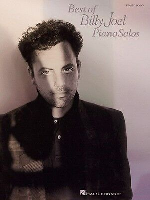 Best of Billy Joel Piano Solos Sheet Music Piano Solo NEW 000306389