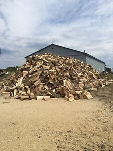 Firewood for sale. Don't wait till last minute
