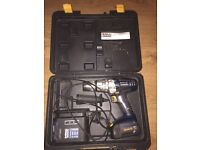 Mac alister 18v battery drill