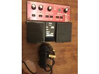 Boss RC 20xl loop pedal