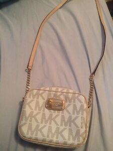 Authentic small Michael Kors cross body purse