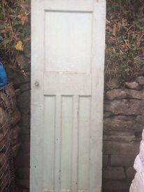 Victorian 2/3 panel door
