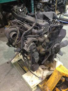 Moteur Cummins 12 et 24 valves diesel garantie rebatit
