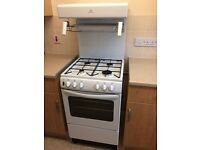 Gas cooker ! Nearly New !!