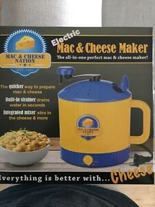 Mac n' Cheese Maker! Strathcona County Edmonton Area image 1