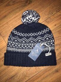 Jack Wills Beanie Hat *GENUINE*