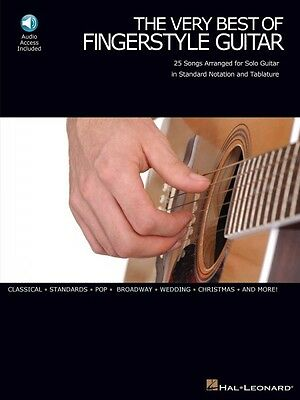 Pop Favorites for Fingerstyle Guitar Sheet Music Guitar Book NEW 002501759