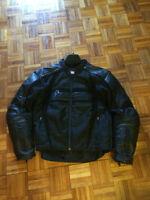 Manteau icon moto, motorcycle jacket