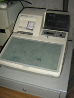 Caisse Enregistreuse SHARP 3100S Cash Register
