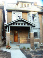 Roncesvalles Triple Mint Furnished basement one bedroom+den