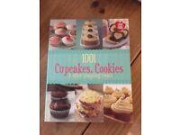 1001 cupcakes & cakes cook book