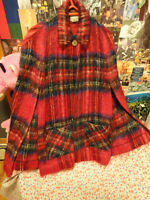 Mohair (wool ...Poncho(Cape)