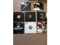 Bundle of vinyl 16 in total for just £60 ONO drum and base dubstep jump up