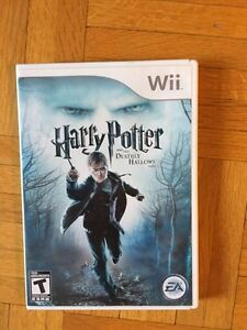 Wii Harry Potter and the Deathly Hallows Part 1 West Island Greater Montréal image 1