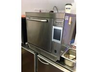 Merrychef e3 microwave oven, color touch screen, great working condition
