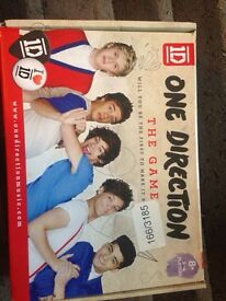 One direction board game.