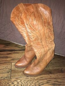 Womens western boots Jessica Simpson