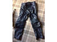 Men's Belstaff motorbike trousers