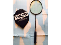 Badminton Yamaha carbon composite racket,only £35,I'v got some other rackets too,ring for details