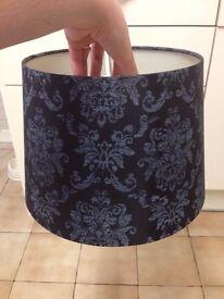 Victorian Fabric Lampshade