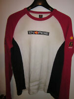 MENS ENERGIE LONG SLEEVE SHIRT SIZE XL MADE IN ITALY
