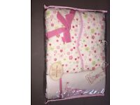 Girls Cot bedding