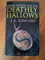 Harry Potter and the deadly hallows - J.K Rowling