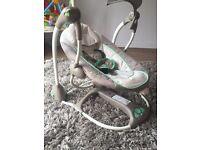 Ingenuity swinging baby chair