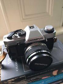 Olympus OM20 film camera