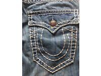 Men's brand new true religion jeans