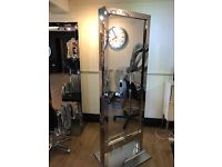 Hairdressing mirrors 4 free standing units
