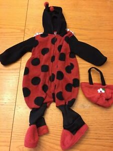 12m ladybug Halloween costume  London Ontario image 1