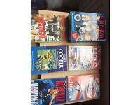 Rangers DVDs. (Rangers RFC Gazza Cooper Mols Albertz 9iar)