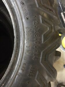 Maxxis Big Horn 2.0 tires Kitchener / Waterloo Kitchener Area image 1