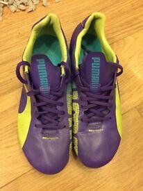 Puma football boots evo speed 5