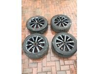 Civic Sport 16Inch Alloy Wheels