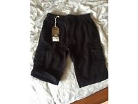 Age 9-10 lee cooper shorts. New with tags.