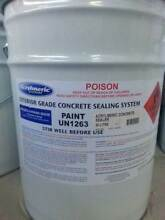 CONCRETE SEALER CLEAR GLOSS 20 LITRES St Clair Penrith Area Preview