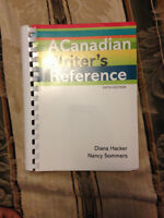 A Canadian Writers Reference 5th ed. - Diana Hacker