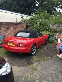 Mazda mx5 euthonic
