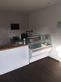 Cafe shop to let( not available)