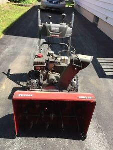 MTD Yard Machines 600 Series Snow Blower