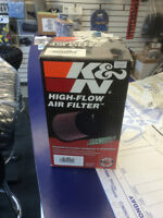 K&N HIGH FLOW AIR FILTER FOR ATV/SIDE BY SIDE