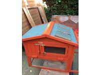 Rabbit hutch /chicken coop