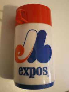 Expos of Montreal - Aladdin thermal bottle