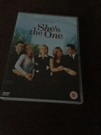 She's the one DVD