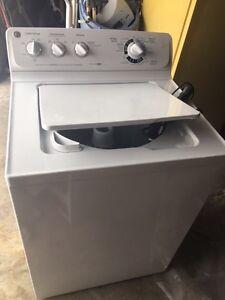 Washing machine, water softener, older style fridge