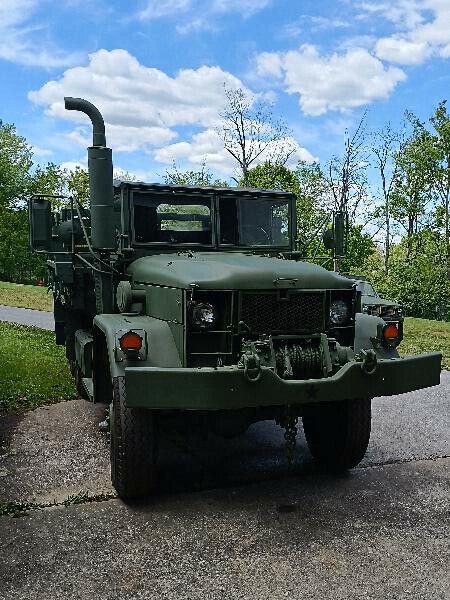 Military 1970 M35A2   2.5 ton  6x6