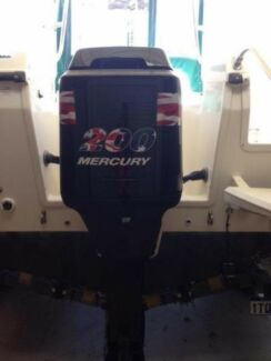 Mercury Outboard 200 HP